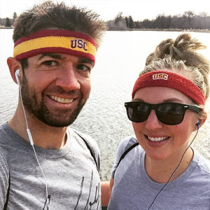 Mark & Megan